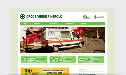 Croce Verde Pinerolo